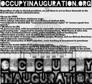 Occupy Demands